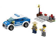 LEGO City Police Set 4436 VOLANTE 2012 blocchi di mattoni COMPLETO