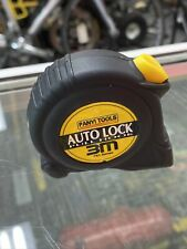 P61 Series Tape Measure,Closed,16mm x 3m,Black And Yellow