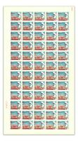 Australia 1962 5d Inland Mission Anniversary Full Sheet 60 Stamps SG343 MUH 8-38