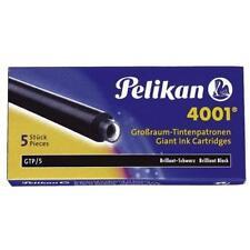 Pelikan Grossraum Tintenpatronen 4001 schwarz