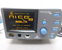 RESPIRONICS NICO 2 MODEL 7600 WITH POWER CABLE, MEDICAL MONITOR