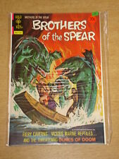 BROTHERS OF THE SPEAR #8 NM (9.4) GOLD KEY COMICS MARCH 1974