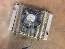 05 kawasaki brute force 650 sra Radiator And Electric Cooling Fan