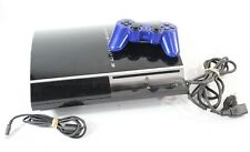 Sony PlayStation 3 PS3 320GB Piano Black Console Bundle (CECH-LO1)-Upgraded