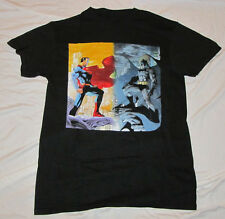 LARGE BATMAN DC COMICS MENS T-SHIRT 42/44 VS SUPERMAN JUSTICE LEAGUE  GRAPHIC T!