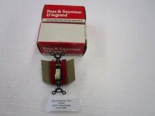 Pass and Seymour 1251-I 20 Amp 130/277V Manual Motor Controller Starter NIB