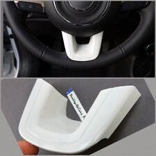 CORNICE BASE VOLANTE JEEP RENEGADE Sterzo Bianco Interior Steering Wheel Cover W
