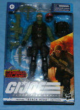 Gi Joe Classified BEACH HEAD Cobra Island Target Exclusive sealed in box