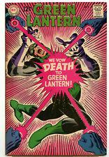 NM(-) 9.2 Green Lantern 64 DC Comics Death to GL
