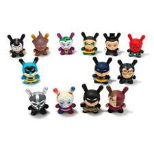 SET OF 13 (NO 1/48 CHASES) DC DUNNY MINI SERIES VINYL FIGURES BY KIDROBOT BATMAN