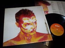 """Miguel Bosé """"Bandido"""" LP inner CBS – CBS 26160 Italy 1984"""