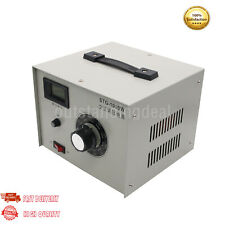 Stg 1000w Ac Variac Autotransformer Voltage Regulator Powerstat 0 300v 220v