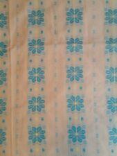 Vintage Wool Blanket Fabric
