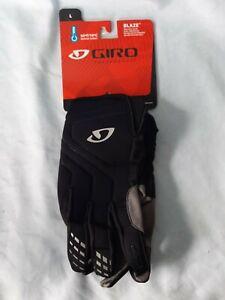 Giro Blaze Long Finger Glove for Fall or Winter Use.Men's  L..NOS..Black..LOOK