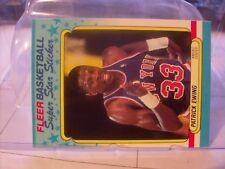 1988-89 Fleer Basketball Sticker Singles   YOU PICK