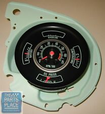 1969 Chevrolet Chevelle SS Dash Gauge & Tachometer - 6000 Redline - OEM