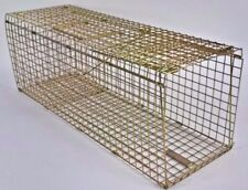 cat trap FOLDING feral cat trap TrapMan UK made CAT CAGE  humane tnr