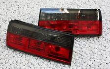 KLARGLAS RÜCKLEUCHTEN HECKLEUCHTEN SET BMW E30 3er ROT SCHWARZ RED SMOKE BLACK