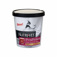 Nutri-Vet 120 Count Pre and Probiotic Soft Chew Free Shipping