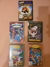 5 Dvd's Kinderfilme Sammlung