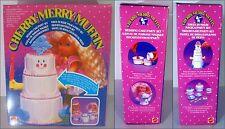 cherry Merry Muffin torta di nozze cake party play set Mattel MIB