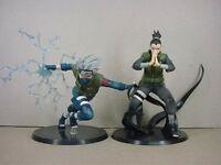 naruto Kakashi Shikamaru set of 2pcs PVC figure collection toys Figurine States