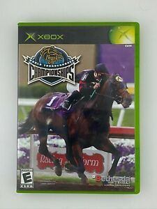 Breeders' Cup: World Thoroughbred Championship - Original Xbox Game - Complete