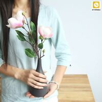 Magnolia Orchid Flowers Single Branch Artificial Flowers For Home Wedding Decor