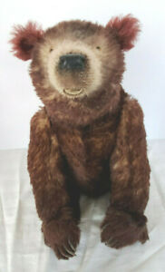 """Collectible Bear """"Kiam"""" made by Candi Bears"""
