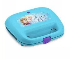 Disney Frozen Anna & Elsa 2-Slice Nonstick Waffle Maker Snowflakes Holiday Gift