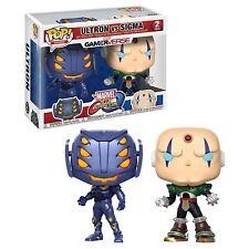 Funko Marvel Vs Capcom POP Ultron Vs Sigma Set NEW Toys New In Stock