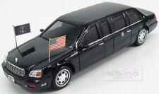 Cadillac Deville Presidential Limousine Clinton 2001 Lucky Diecast 1:24 LDC24018