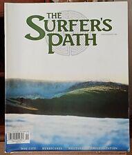 Surfer's Path, Issue 39, 2004, Uk Surf Publication