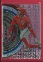 Victor Robles RC 2017 Bowman High Tek TRIANGLES Rookie Card # BHT-VR Nationals