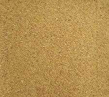 Spielsand Streusand 1000 Kg Quarzsand Quarzkies Dekosand 0-1mm geprüft nach DIN