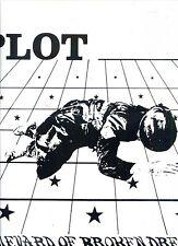 PLOT boulevard of broken dreams EX LP 1979 DUTCH NEW WAVE UNIVERSE REC