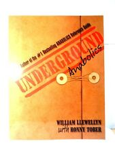 UNDERGROUND ANABOLICS by William Llewellyn - Reference Book (208 pages)