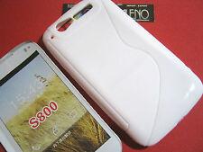 CUSTODIA COVER FODERO Per Alcatel ONE TOUCH OT 992D ULTRA Silicone Gel S600