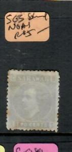 SARAWAK (P0809B)  BROOKE 2C SG 3   TONED    NGAI