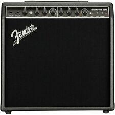 Fender Champion 50XL 50W 1x12 Guitar Combo Amp Black