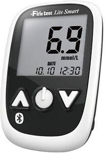 Finetest Lite Smart: Bluetooth Enabled Blood Glucose Monitoring System