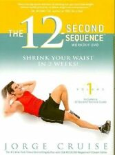 12 Second Sequence Workout (DVD, 2008, Region 1) Usually ships within 12 hours!!