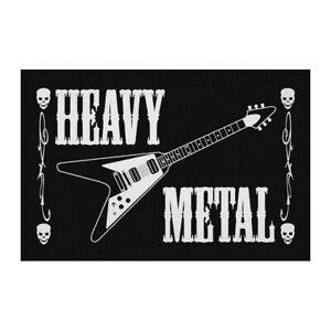 Felpudo Alfombra Heavy Metal 40 X 60CM 100662
