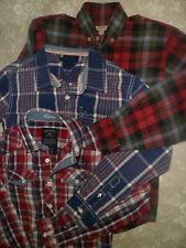 Lot 3 chemises garçon 12ans: Burberry/Tommy Hilfinger/NKDS372