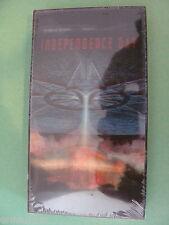 Independence Day VHS, 1996 NEW Sealed Will Smith Randy Quaid Jeff Goldblum