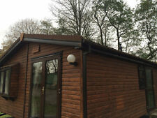 LUXURY WOODEN LODGE/LOG CABIN DOUBLE GLAZED CENTRAL HEATING