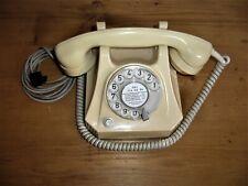Altes Wählscheibentelefon Tischtelefon 50er Schweiz Nostalgie pur Top Zustand