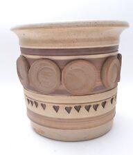 Superb Vintage Studio Pottery Planter  Milton Pottery Scotland