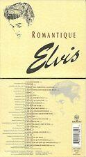 RARE / CD - ELVIS PRESLEY : ROMANTIQUE ELVIS