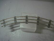 LIONEL 0-27 11 INCH CURVED TRACK BY THE PIECE